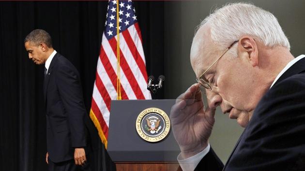 """Dick Cheney: """"Obama es el presidente más débil que he visto en mi vida"""""""