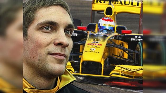 El debutante ruso saldrá de la novena posición en el Gran Premio de Turquía