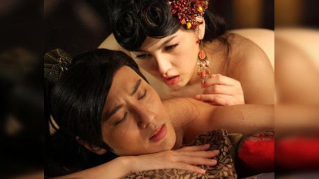La primera película porno en 3D sale a las pantallas chinas