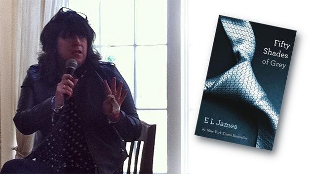 La autora de '50 sombras de Grey' es la escritora mejor pagada del mundo