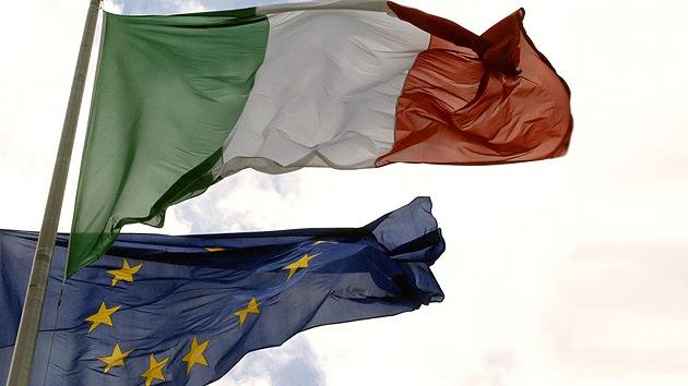 Italia, acusada de bloquear las sanciones contra Rusia