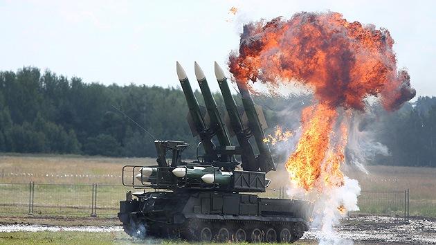 Kiev: Las autodefensas no se han apoderado de nuestros sistemas Buk y S-300