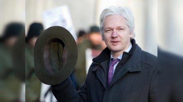 El Supremo británico concluye su revisión del caso de extradición de Assange