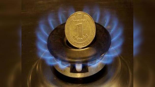 Naftogaz no quiere pagar el gas ruso consumido en enero