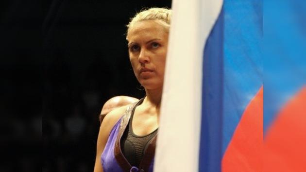 Natalia Ragózina fue incluida en el Salón de la Fama de Boxeo