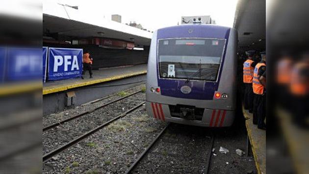 Operadora de trenes argentina desmiente el fallo de los frenos como causa de la tragedia