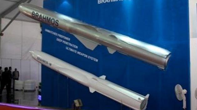 Rusia e India crearán un minimisil de crucero BrahMos