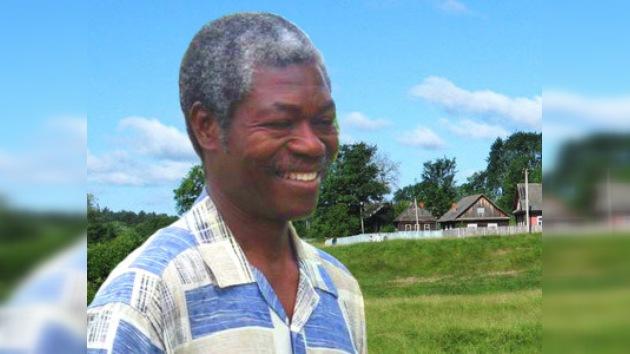 En Rusia eligen al primer africano para cargo político