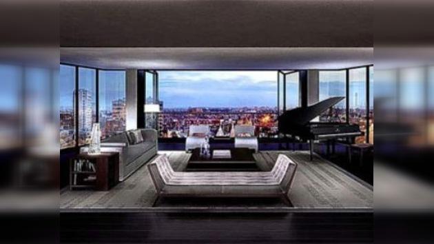 ¿Pagaría 220 millones de dólares por un penthouse en Londres?