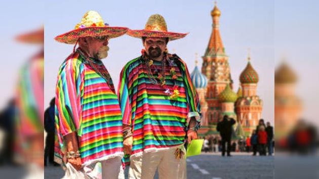 Los hispanos creen que Rusia es un buen lugar donde vivir
