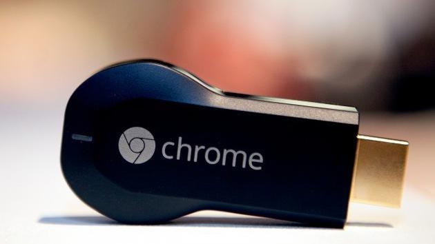 Google presenta Chromecast, nexo entre el buscador y el televisor