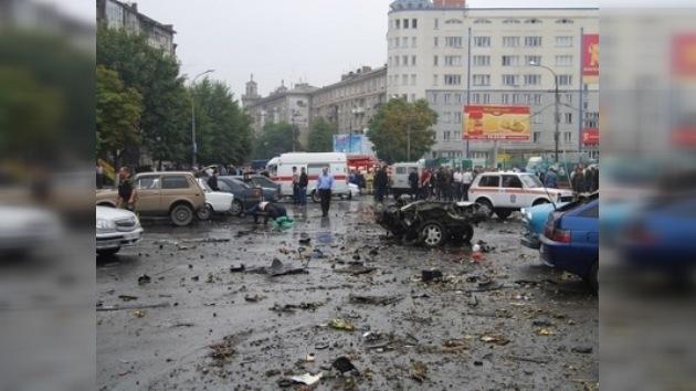 Encuentran una segunda bomba en Vladikavkaz