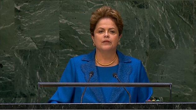"""Dilma Rousseff: FMI y Banco Mundial """"corren peligro de perder legitimidad"""""""