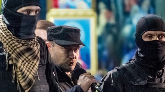 Diputado ruso: Sector Derecho trata de socavar el referéndum en Crimea