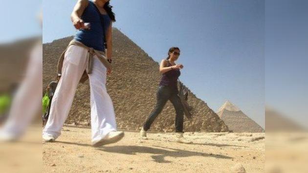 Liberadas las dos turistas brasileñas secuestradas en Egipto