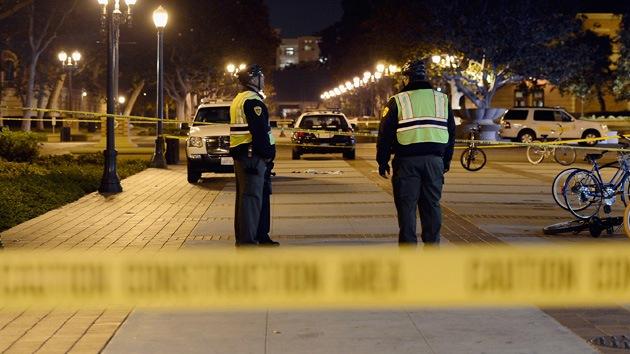 Al menos cuatro muertos en una serie de tiroteos en California