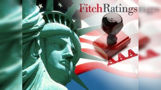 Fitch da un pronóstico negativo del índice de crédito estadounidense
