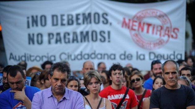 En España calientan motores para secundar el 14-N con un nuevo 'Rodea el Congreso'