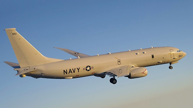 China revela por qué sus cazas interceptaron al avión-espía de EE.UU.
