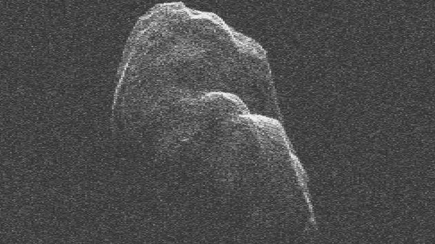 Video: La NASA muestra el asteroide Toutatis en detalle