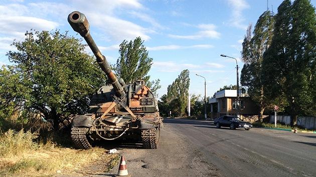 """Bloomberg: """"Ucrania no puede permitirse ser miembro de la OTAN"""""""