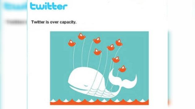 Twitter perdió la conexión por una hora