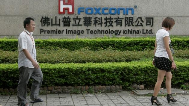 Disturbios en una de las fábricas de iPhone en China