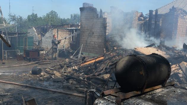 """Kiev: """"No hay catástrofe humanitaria en Ucrania"""""""
