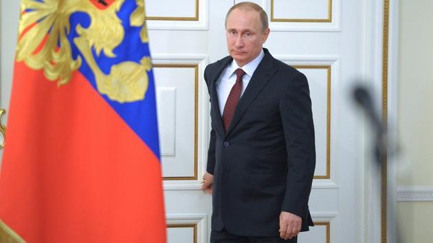 """Putin: """"El cese de las importaciones de defensa a Rusia será una catástrofe para Ucrania"""""""