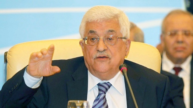 "Abbas: ""Daré el control de Cisjordania a Netanyahu si no avanza el proceso de paz"""