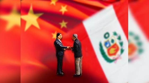 China prefiere invertir en Perú