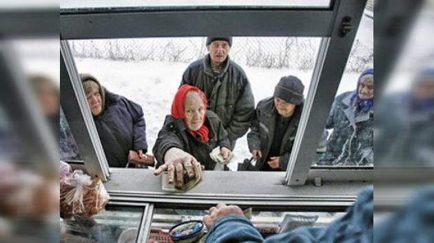 Rusia podría introducir libretas de racionamiento para los necesitados