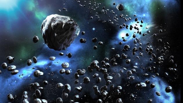 La Tierra podría tener una capa protectora de asteroides