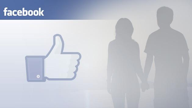 Facebook sabe cuándo te enamoras
