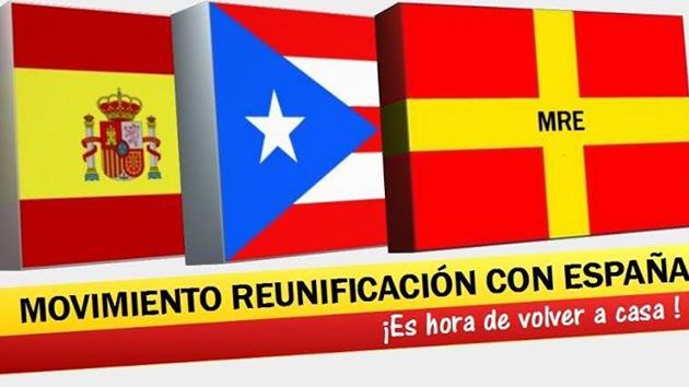 Puertorriqueños lanzan una campaña para unirse a España y distanciarse de EE.UU.