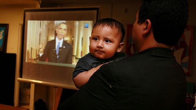 Los hijos de inmigrantes de América Central podrán vivir con sus padres en EE.UU.