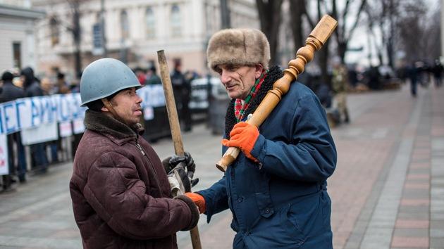 """""""Los ingenuos de las protestas en Kíev lo lamentarán el resto de sus vidas"""""""