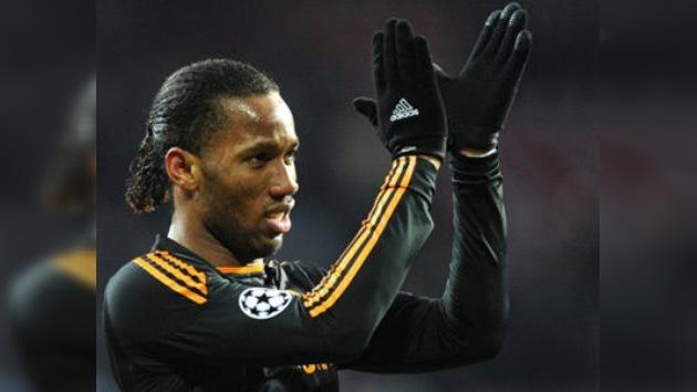 Los rebeldes queman la casa de la familia del futbolista Didier Drogba en Costa de Marfil