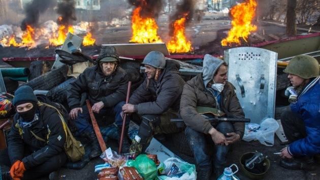 """""""Obama agitó las aguas políticas en Ucrania"""""""