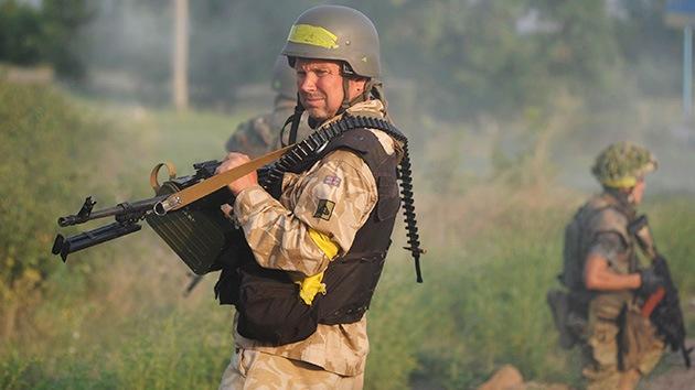 Expertos ucranianos alertan de que el Ejército es incapaz de cumplir sus objetivos