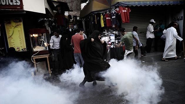 Bahréin: un jóven manifestante muere abatido por la policía