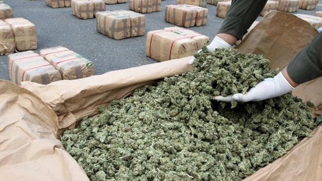 La marihuana podría proporcionar un tratamiento potencial para el VIH
