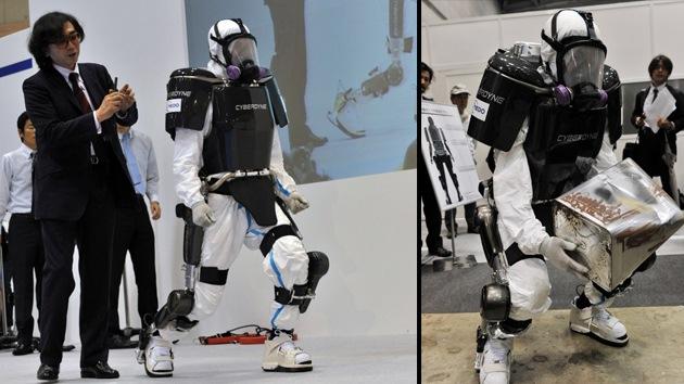 Video: Japón desarrolla un traje robótico para trabajar bajo alta radiación