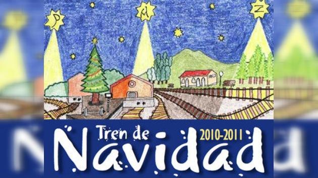 Un vehículo 'mágico' navideño circulará para los más pequeños en Madrid