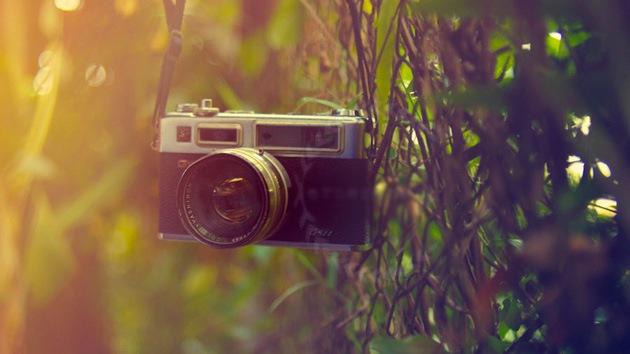 En vez de guardar los recuerdos, las cámaras los hacen desvanecerse
