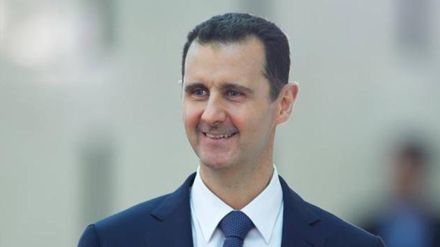 """Al Assad: """"Siria hará frente a cualquier agresión exterior"""""""