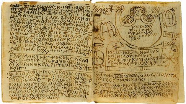 Descifran antiguos conjuros egipcios para conseguir amor, éxito y poder