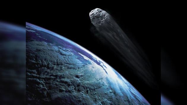 Un asteroide cambia de trayectoria tras pasar a 12.000 kilómetros de la Tierra
