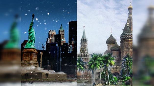 El extraño invierno que asombra al planeta