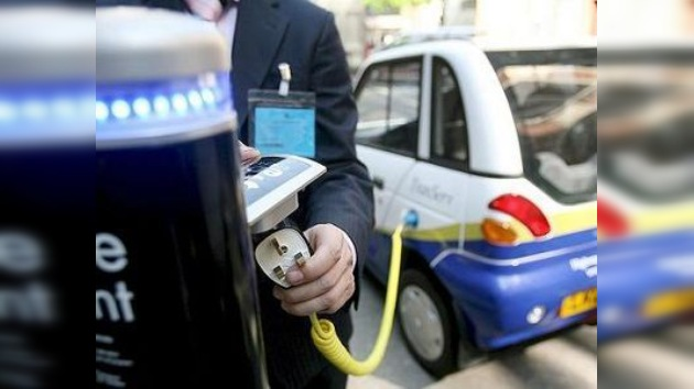 Japón producirá un nuevo coche eléctrico más económico a partir de 2013